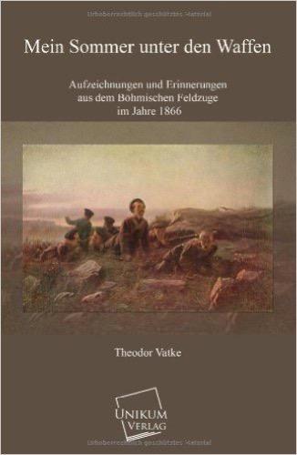 Mein Sommer unter den Waffen: Aufzeichnungen und Erinnerungen aus dem Böhmischen Feldzug im Jahr 1866
