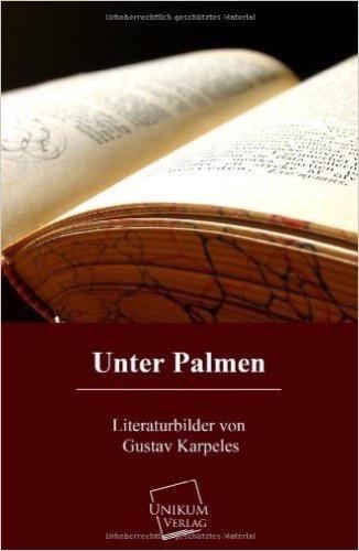Unter Palmen: Literaturbilder