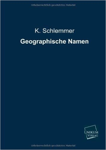 Geographische Namen
