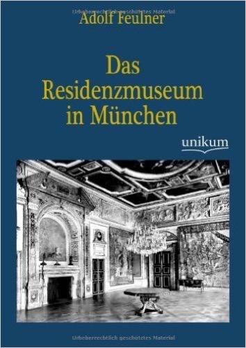Das Residenzmuseum in München